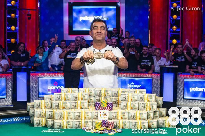 The Low Down on the World Series of Poker